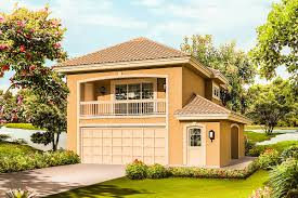 mediterranean garage apartment 57280ha architectural designs