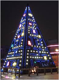 christmas tree light game video game christmas tree maybe next year other stuff