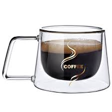 compare prices on glass coffee mugs with handles online shopping