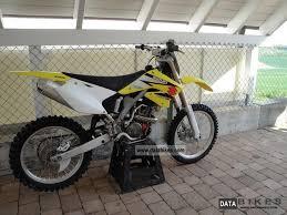 2005 suzuki rm z250 moto zombdrive com