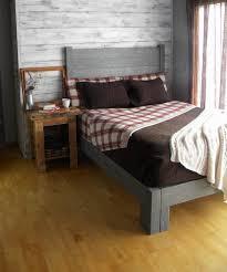 Cream Wood Bookcase Rustic Bedroom Furniture Wooden Lam Tripod Floor Lamp Wooden