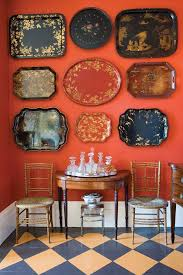 Decorating Ideas With Antiques 184 Best Decorating With Plates Images On Pinterest Hanging