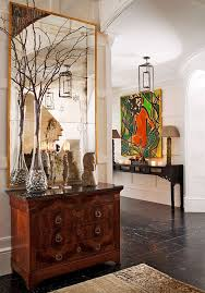 Traditional Home Christmas Decorating Ideas by Neutral Palette Exuberant Holidays Traditional Home