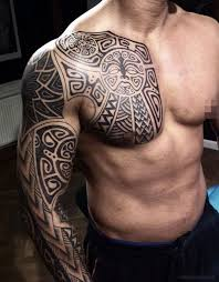 tribal tattoos for men 5