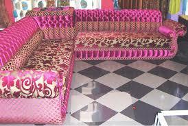 tissu pour canapé marocain marocain moderne tissus velours ou mobra