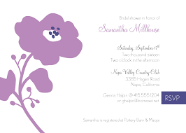 bridal shower invitation templates free download bridal shower