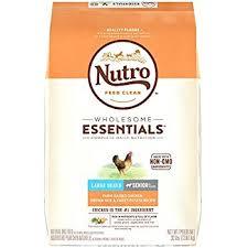 amazon com nutro wholesome essentials large breed farm