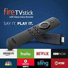 black friday amazon refurbished amazon com certified refurbished fire tv stick with alexa voice