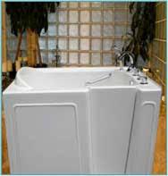 step in tub walk in bathtubs elderly handicap accessible bath tubs