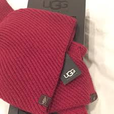 ugg sale hats ugg woolly hat and scarf gift box woolly hat and scarf from