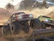 play monster truck ultimate ground 2 game sports game