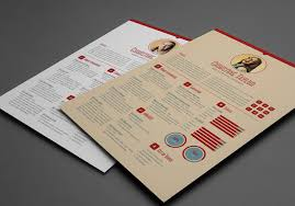 Free Indesign Resume Template Business Resume Template Stockindesign