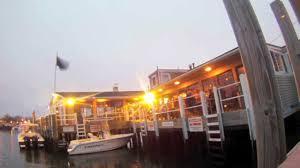 baxter u0027s boathouse hyannis cape cod youtube