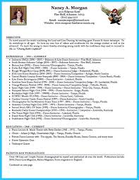 Sample Dance Resume For Audition by Dance Resume Layout Free Resume Example And Writing Download