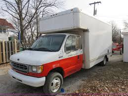1998 ford econoline e350 box truck item i2291 sold may