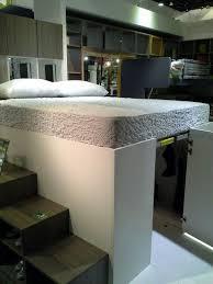 elevated platform bed for enchanting best 25 platform beds ideas