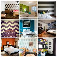bedrooms marvellous unique accent wall ideas feature wall paint
