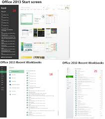 Compare Spreadsheets In Excel Don U0027t Use Backstage Option In Office 2013