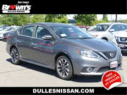 nissan sentra turbo 2017 new 2017 nissan sentra sr turbo for sale fairfax va brown u0027s