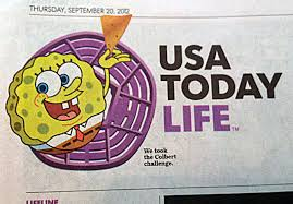 Challenge Usa Today Usa Today Responds To Stephen Colbert S Logo Challenge Charles Apple