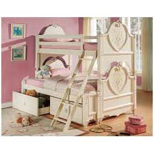Bunk Bed With Play Area by 10 Awesome Girls U0027 Bunk Beds Decoholic