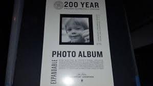 expandable photo albums photo albums scrapbook qty 1 porter everyday archives