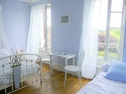chambre bleue au bonheur du parc la chambre bleue