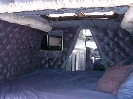 Conversion Van Interiors Battlestar Van Interior