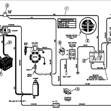 starter solenoid wiring diagram for lawn mower fresh wiring diagram