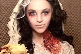 Fake Blood Halloween Costume 11 Ways Corpse Bride Halloween Brit