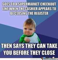 11 things every grocery store cashier has thought