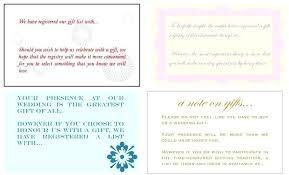 a wedding registry new wedding invitation honeymoon gift wording or honeymoon gift