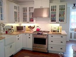 farmhouse kitchen cabinets kitchen decoration