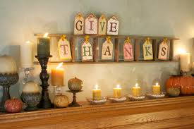 decorations simple and easy thanksgiving mantel decor idea come