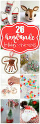 26 adorable handmade christmas ornaments crafts fun crafts and