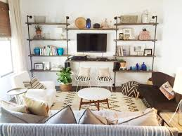 reeve mid century coffee table kristen f davis designs west elm rug and coffee table