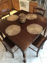 Fold Away Dining Table And Chairs New And Used Dining Tables For Sale In Chicago Il Offerup