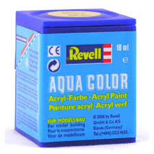 revell 18ml aqua color acrylic paint rust matt finish the toy