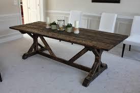 how to build a dining room table plans holy u0026 u2013 i built a table u2013 homevolution