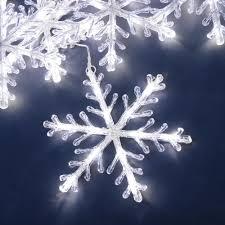 lights snowflakes lights decoration