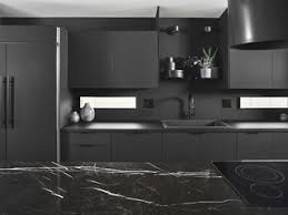 how to clean black laminate kitchen cabinets 15 lustrous kitchens that make smart use of laminate