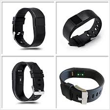 activity sleep tracker bracelet images Unchained warrior roar smart fitness tracker watch with heart