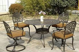 Cast Aluminum Patio Chairs Inspirational Design Ideas Cast Aluminum Patio Furniture Clearance