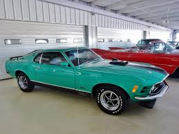 1970 Mustang Mach 1 Black 1970 Ford Mustang Mach 1 Mach 1 Stock 132766 For Sale Near