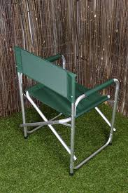 redwood bb fc108 aluminium directors chair amazon co uk garden