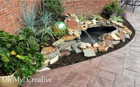 diy backyard pond u0026 water feature
