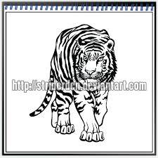 tattoo design 006 tiger by striderden on deviantart