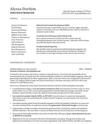 Video Production Resume Samples by Tv New Media Producer Page1 New Media Resume Samples Pinterest