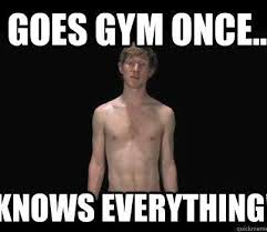 Personal Trainer Meme - fitness my trainer chris page 3