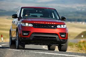 range rover modified red 2014 land rover range rover sport driven